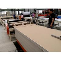 Buy Fully Automatic PVC Gypsum False Ceiling Tiles Lamination Machine at wholesale prices