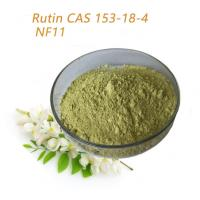 Quality Intermediates Rutin CAS 153-18-4 Powder Used As The Raw Material Of Quercetin for sale