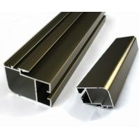China Electrophoresis Coating Aluminium C Profile , 6063 Aluminium Section Profile on sale