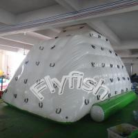 Quality inflatable iceberg water toy for sale