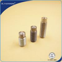 Quality Industrial Copper Plated M5 Weld Studs Stainless Steel For Arc Stud Gun for sale