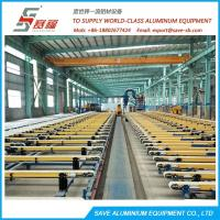 Buy cheap Aluminium Extrusion Profile Walking Beam Type Automatic Handling Equipment from wholesalers