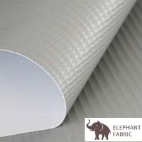 Quality Polypropylene Knitted Woven PP Fabric 0.45mm For Advertising Banner Eco Fabric for sale