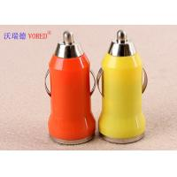 Quality Exquisite Universal USB Car Charger For Iphone / Samsung 5V 1A Output for sale