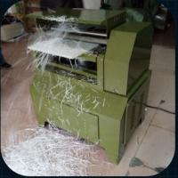 Quality 640mm width plastic planing machine for PP, PE, nylon,Seesaw, used rubber sheet for sale