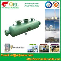 Buy Green environmental protection waste oil boiler mud drum ASME certification at wholesale prices