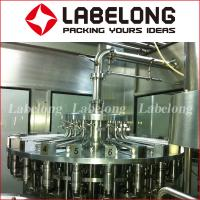 Quality 8000BPH Automatic Fruit Juice PET Bottling Machine With High Efficiency for sale