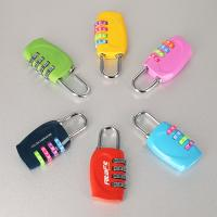 Buy Suitcase Resettable Combination Padlock Combination Code Padlock For Luggage at wholesale prices
