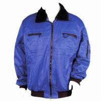 Quality Work Jacket, Made of Nylon/Cotton for sale