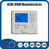 Buy cheap Non-programmable Electric or Gas Room Thermostat with Heating and Cooling Swing Adjustment from wholesalers
