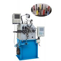 Quality Wire Bending Machine With Technical Assistance , High Speed Coil Spring Machine for sale