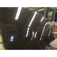 Quality Competitive price polished marble slab style Morgan family marble,brown marble for sale