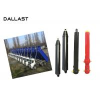 Quality Multi Stage Single Acting Hydraulic Cylinder Lifting Long Stroke for Dump Trailer for sale