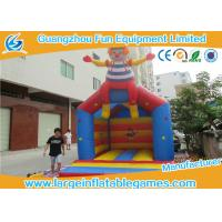 Quality Commercial Jumping Inflatable Air Bouncer Moonwalks Flame Restaurant for sale