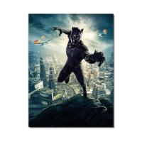 Quality Eco - Friendly 3D Lenticular PS Board Movie Poster 1M *50CM CMYK UV Printing for sale