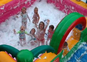 Quality Inflatable Bubble Fun Commercial Inflatable Foam Pit For Sale for sale