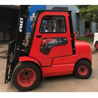 Distribution Center Diesel Forklift Truck Counterbalance With OPS Or ORS Seat