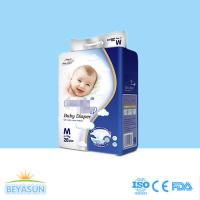 Buy cheap Breathable clothlike backsheet baby diaper with high quality and cheap price for from wholesalers