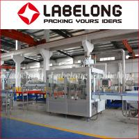 Quality RCF-W24-24-8 Liquid Bottling Machine For PET Bottle Of All Volumes And Shapes for sale