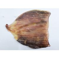 Quality Sweet Squid Body Raw Material 45-55% Moisture For Fresh Grilled Squid for sale