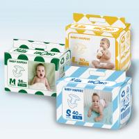Buy cheap super quality baby diapers made in China from wholesalers