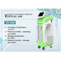 Quality 3000W Laser Permanent IPL SHR Hair Removal Machine Multifunction 300000 Shots for sale