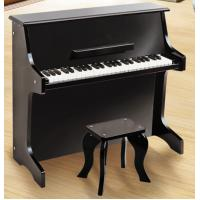 Quality Upright Mini 49 Key Toy Wooden Piano Toy Baby Grand Piano With Music Sheet U49B for sale