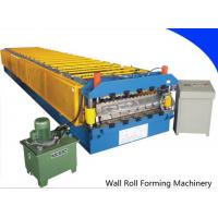 Quality steel roof tile sheet forming machine for sale