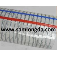 Quality PVC Steel Wire Reinforced Hose for sale