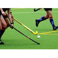 Quality Waterproof Hockey Artificial Grass Outdoor Synthetic PE PP Material For Sports for sale