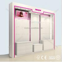 Quality Luxury garment store clothes display rack for sale