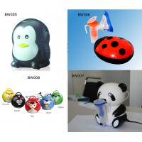 China Cartoon Design Penguin Shape Piston Compressor Nebulizer Oxygen Concentrator Humidifier on sale