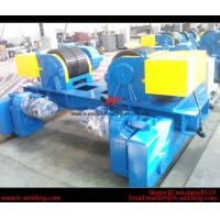 Quality Movable 2T - 60T Welding Turning Rolls / Pipe Rotators / Tank Turning Roll 60000kg for sale