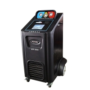 China Car refrigerant recovery machine 15kg cylinder capacity automotive ac service machine on sale