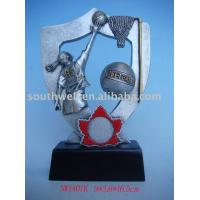 Quality resin basketball trophy---NW1401K for sale
