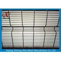 Quality Anti Ultraviolet Wire Mesh Security Fencing Convenient Installation 12.7*76.2mm for sale