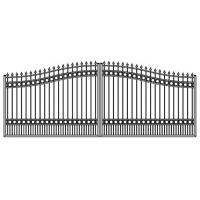 Quality Residential gate Aluminum gate  decorative automatic gate for sale