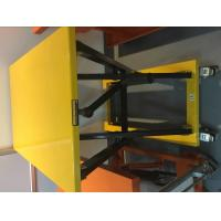 China Durable Mechanical Lift Table / Mechanical Scissor Lift Table 950X600 Table on sale