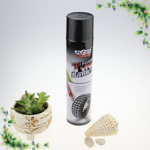 Quality ISO9001 Approved 750ml Car Care Products Car Tyre Shine Spray for sale