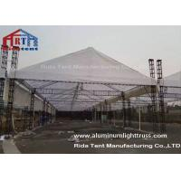 Buy cheap Big Strongly Aluminum Stage Truss Structure , Durable Event Lighting Truss from wholesalers
