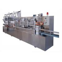 Quality Full Automatic Packing Machine Wet Wipes Making Machine 12000x3000x1800 Mm for sale