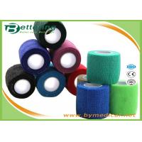 Quality Non Woven Elastic Cohesive Bandages Self Adhesive Bandage Elastic Bandage for sale