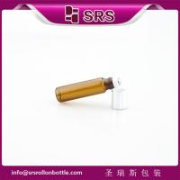 China SRS new product High Quality No Leakage Empty roll on glass bottle on sale