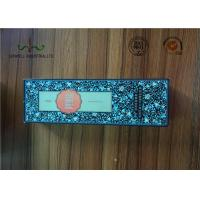 Quality Eco-friendly CMYK Printing Handcrafted Gift Boxes for Cigarette Packaging for sale