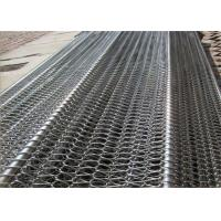Quality Stainless Steel Wire Mesh Conveyor Belt With Balanced Used For Conveyer for sale