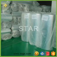 Buy cheap double sided bubble foils thermal insulation material from wholesalers