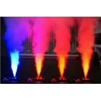 Quality High Output RGB LED Stage Fog Machine Wireless Remote Control , Oil Free Protection for sale