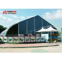 Quality Green 250 People Canopy Party Tent For Wedding Ceremony Long Life Span for sale