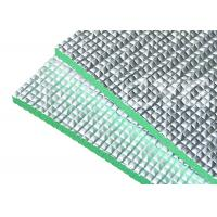 Buy cheap Aluminum Foil Thermal Reflective Foam Board Polyethylene 8mm Light Weight from wholesalers