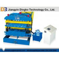 China 5.5Kw Z Purlin Roll Forming Machine / Sheet Metal Forming Equipment For Factories on sale